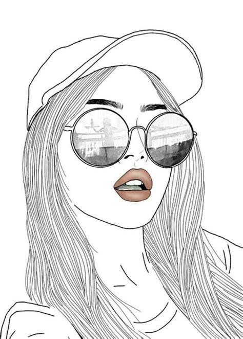 dessin facile fille apprendre 224 r 233 aliser un dessin swag la fille swag dans toute sa splendeur obsigen