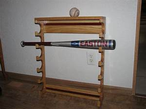 Baseball Bat Rack Plans Plans DIY Free Download plastic