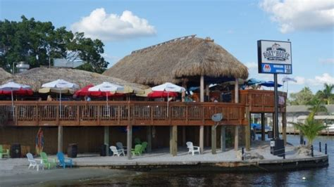 Boat House Tiki Bar And Grill by Boat House Tiki Bar Grill In Cape Coral