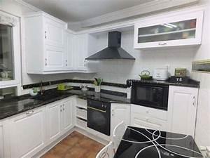 Foto: Pintado Muebles Cocina de Pinturas pmr #1041619 Habitissimo