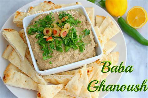 cuisine cr鑪e kitchen simmer baba ghanoush vegetarian eggplant dip