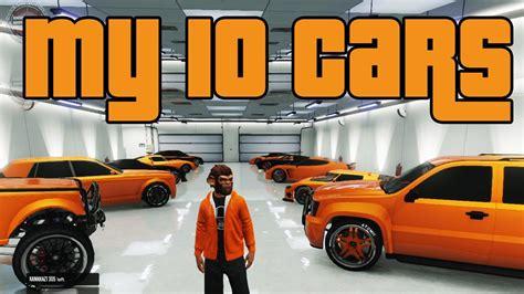 My 10 Car Garage