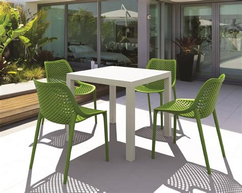 amazing plastic outdoor table and chairs and resin garden