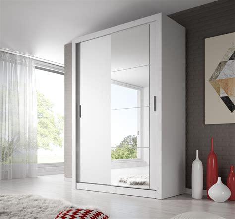 White Wardrobe Bedroom by Arti 6 White 2 Sliding Door Wardrobe 120cm Arthauss