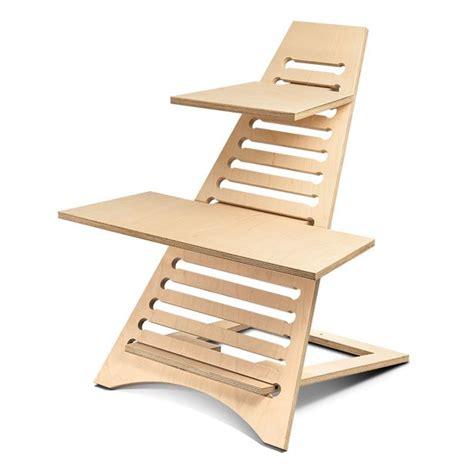 elevate portable standing desk  sean ross dominic