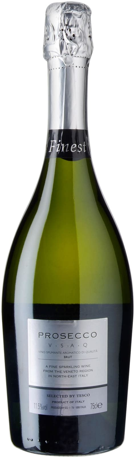 Tesco Put Top Level Prosecco Offer Mid Week Wines