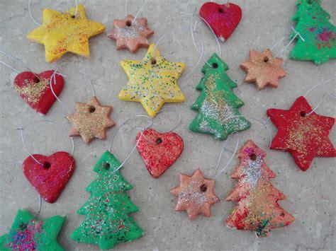 salt dough christmas decorations be a fun mum