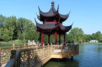 Japanischer Garten Weißensee by Quermania Wei 223 Ensee Chinesischer Garten Th 252 Ringen