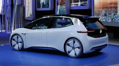 Electric Vw To Go Farther Than Tesla Model 3