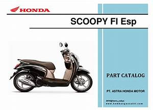 Wiring Diagram Honda Scoopy Fi