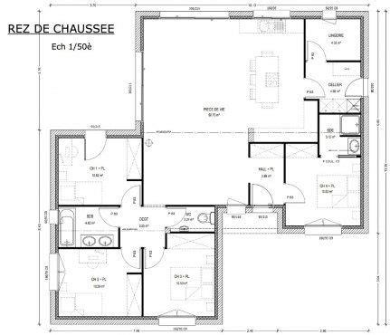 guide des chambres d h es les 25 meilleures idées tendance plan maison 4 chambres