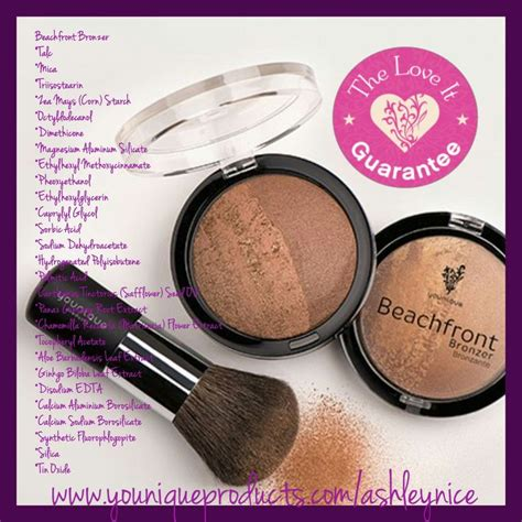 Best Images About Younique Beachfront Bronzer On Pinterest Glow Shops And Sun Kissed