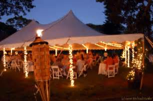 lighting ideas for your outdoor wedding the wedding planners blog