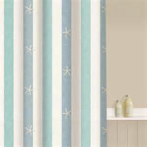 nautical themed bathroom ideas aqualona coastal stripe shower curtain achica