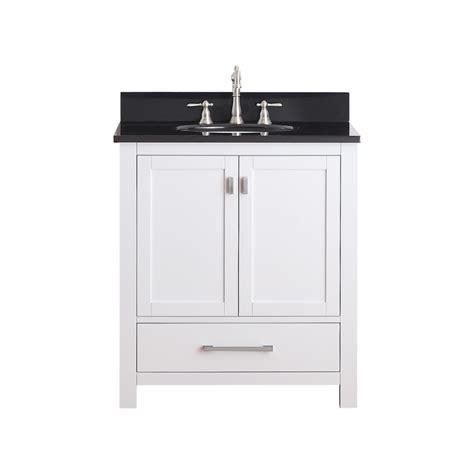 single sink bathroom vanity  soft close hinges