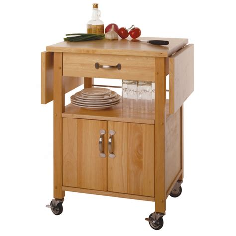 wood kitchen island cart kitchen islands carts drop leaf kitchen cart ws 84920