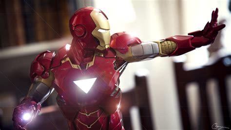 Iron Man • Mehro