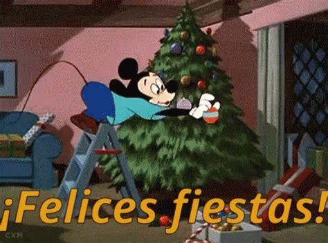 micky arreglando el 193 rbol de navidad gif arboldenavidad
