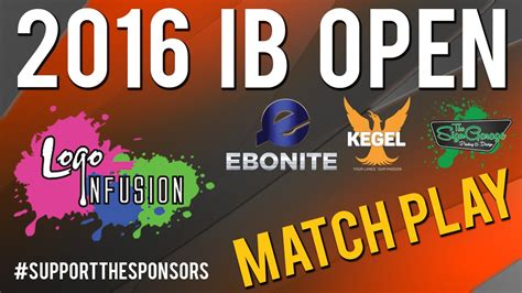 2016 Logo Infusion InsideBowling.com Open | Match Play ...