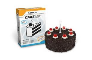 Aperture Laboratories Cake Mix Based on the Video Game ...