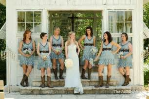 country wedding bridesmaid dresses lace wedding country bridesmaids dresses and cowboy boots and 6 bridemaids just like me for the