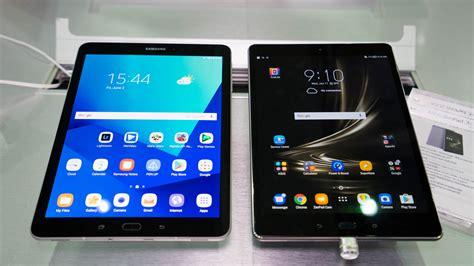 samsung tablet vergleich vergleich samsung galaxy tab s3 vs asus zenpad 3s 10