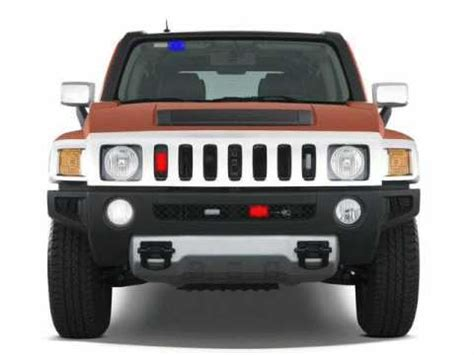 undercover police jeep 1 18 scale hummer h2 undercover police w lights and 19