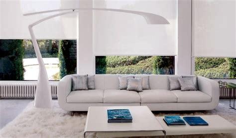 pure white minimalist living room  modern design ideas  home interior design ideas