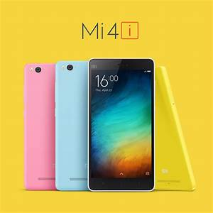 Xiaomi Mi4i And Mi Band Launched In India At 12 999 Inr