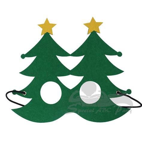 christmas felt masks for christmas party playtime