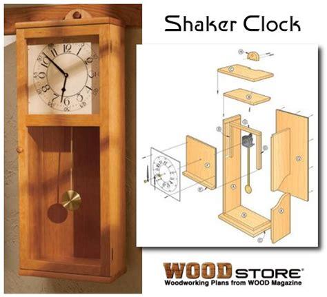 clock plans diy build   clock