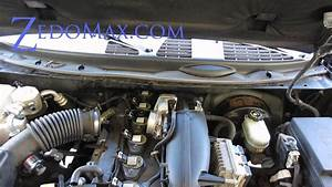 How To Replace Ignition Coil  Spark Plugs On Chevy Trailblazer