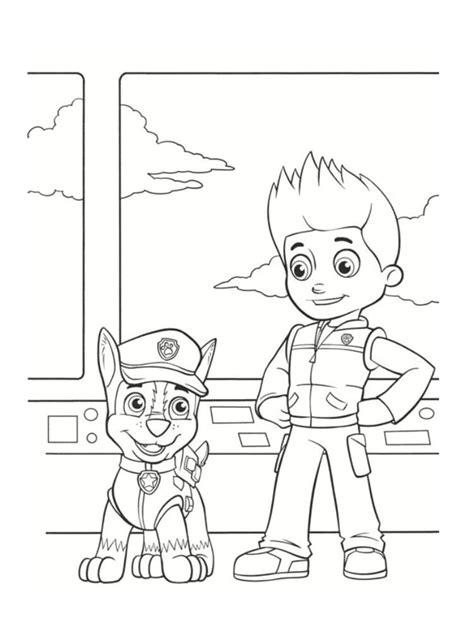 dessin a imprimer gratuit coloriage pat patrouille 30 dessins 224 imprimer gratuitement