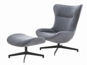 Fauteuil Pivotant Design : fauteuil tournant design ~ Teatrodelosmanantiales.com Idées de Décoration