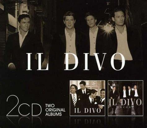 Il Divo New Cd by Il Divo Ancora Cdon