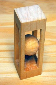 instructions ball  cage instructions simple wood