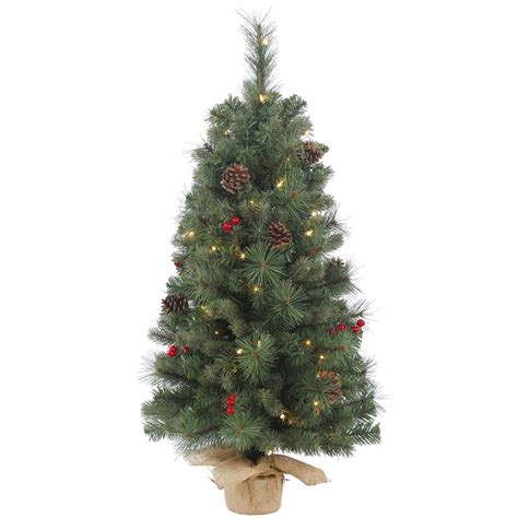 Artificial Tabletop Christmas Tree by Tabletop Christmas Tree