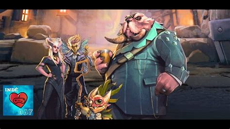 dota underlords fr gameplay un nouveau free to play youtube