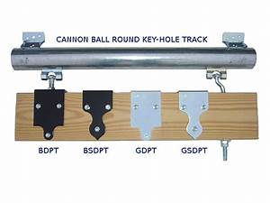 Cannonball hardware for sliding barn doors for Cannonball barn door track