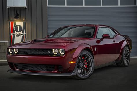 2018 Dodge Challenger Srt Hellcat Widebody Hiconsumption