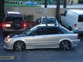 2003 Mazda Protege Mazdaspeed For Sale