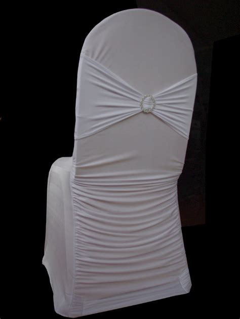 ruffled spandex chair cover 054 banquet chair covers