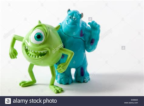 Monsters Inc Mike 2001 Stock Photos Monsters Inc Mike