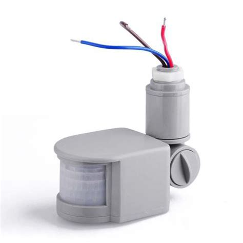 Outdoor 180 Degree Security Automatic Pir Motion Sensor