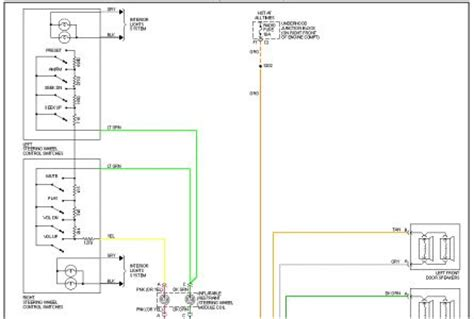 2004 Chevrolet Venture Wiring Diagram by Radio Wiring Diagram Electrical Problem 2000 Chevy