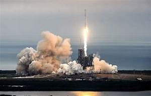 SpaceX launches rocket from NASA's historic moon pad- The ...