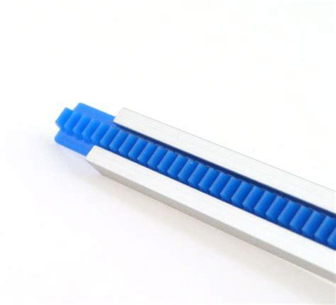 cremagliera plastica cremagliera flessibile plastica tipo binario di fissaggio