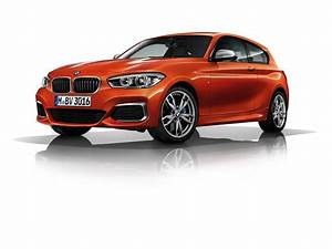 WORLD PREMIERE BMW 140i Hatchback With More Power