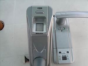 Türschloss Mit Fingerabdruck : fingerprint t rschloss mit fingerabdruck bild bild 005 ~ Michelbontemps.com Haus und Dekorationen