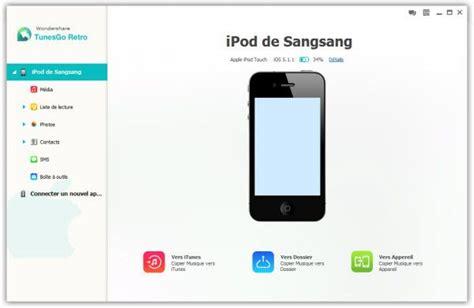 Installer Le Torche Sur Mon Iphone by Copier De La Musique Ipod Pour Votre Ordinateur Ou Itunes